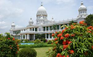 Lalitha Mahal in Mysore